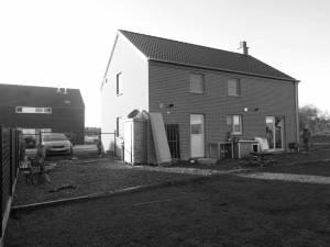Extension d'une habitation à Tillier