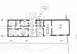 Extension et transformation d'une habitation à Vaulx