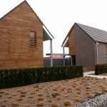 Nouvelle habitation et bureau à Wiers