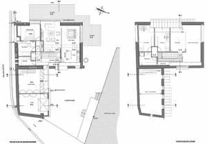 Rénovation et transformation d'une ancienne ferme en habitation à Wadelincourt