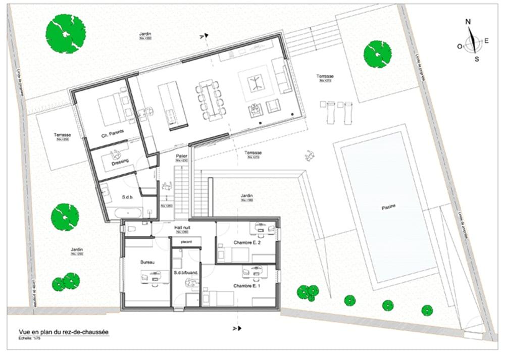 Nouvelle habitation à Bonsecours 02