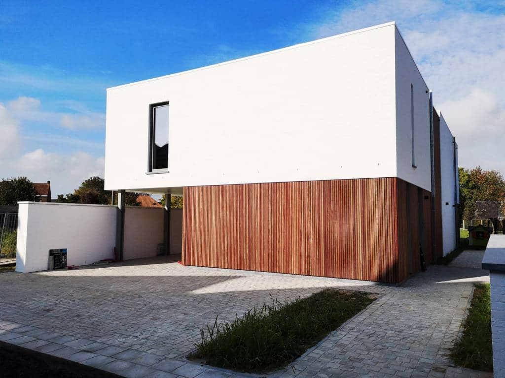 Nouvelle habitation à Dottignies 03