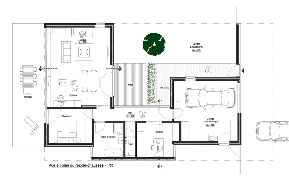 Nouvelle habitation à Péruwelz